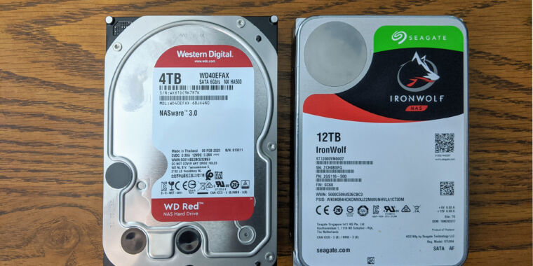 Western Digital's SMR disks aren't great—but they're not garbage