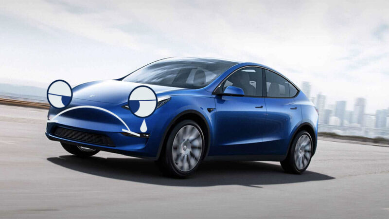 Tesla reportedly shipping Model Ys with significant manufacturing defects
