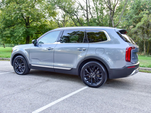The Kia Telluride Is The Most Surprising Suv Of The Year Ars Technica
