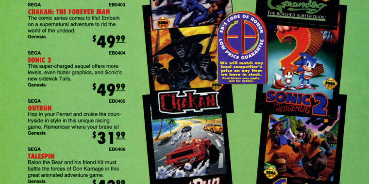 The return of the $70 online game has been a very long time coming - Ars Technica thumbnail