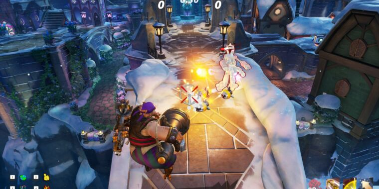 EA's new $30 online-only game: An uphill slog in a free-to-play world thumbnail