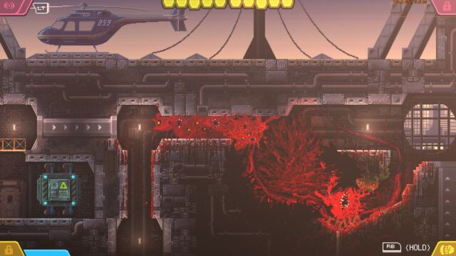 Carrion Review The Best Kill Em All Monster Movie Game In Years Ars Technica