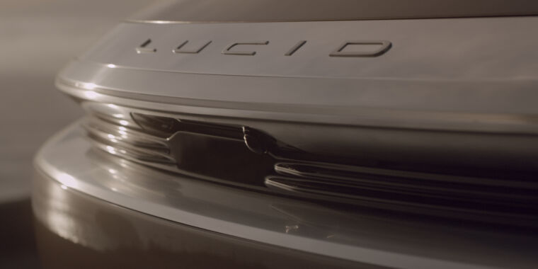 Image of article 'Electric car startup Lucid is challenging Tesla's anti-lidar stance'