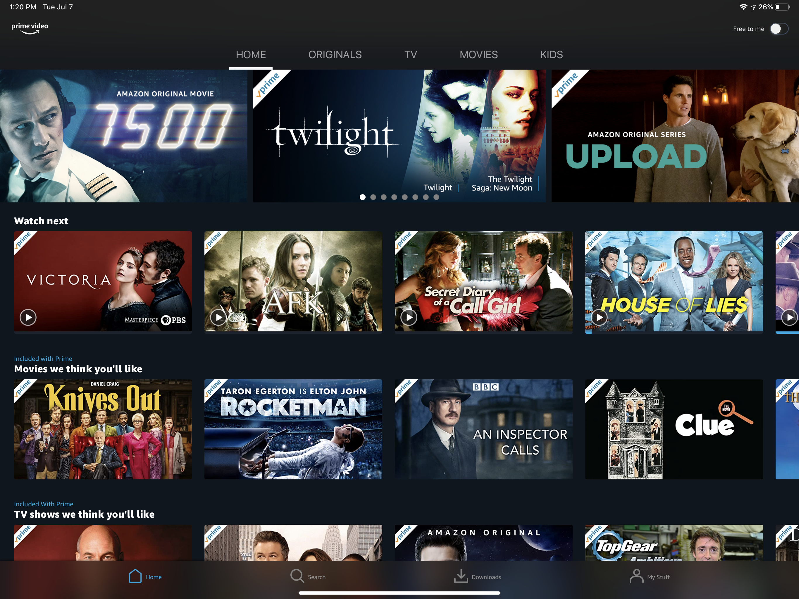 Amazon Prime Video Will Finally Offer One Of Netflix S Most Basic Features Ars Technica