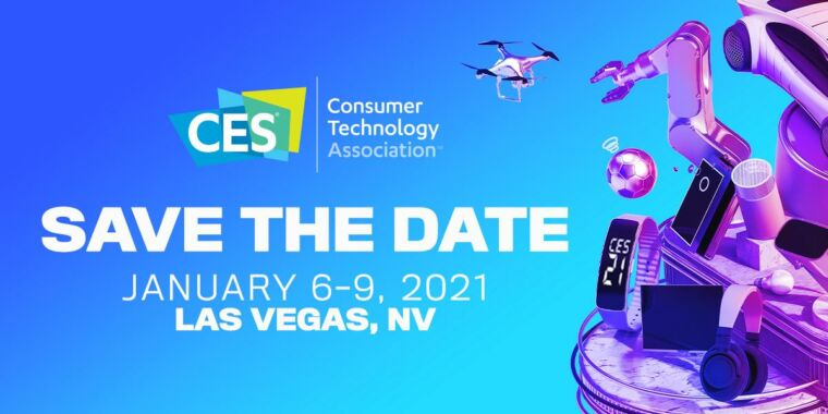 CES 2021 in Las Vegas is cancelled; event moves online thumbnail
