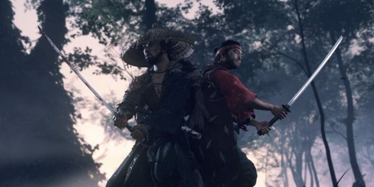 Ghost of Tsushima overview: An open-world haiku of honor, stealth, and revenge thumbnail