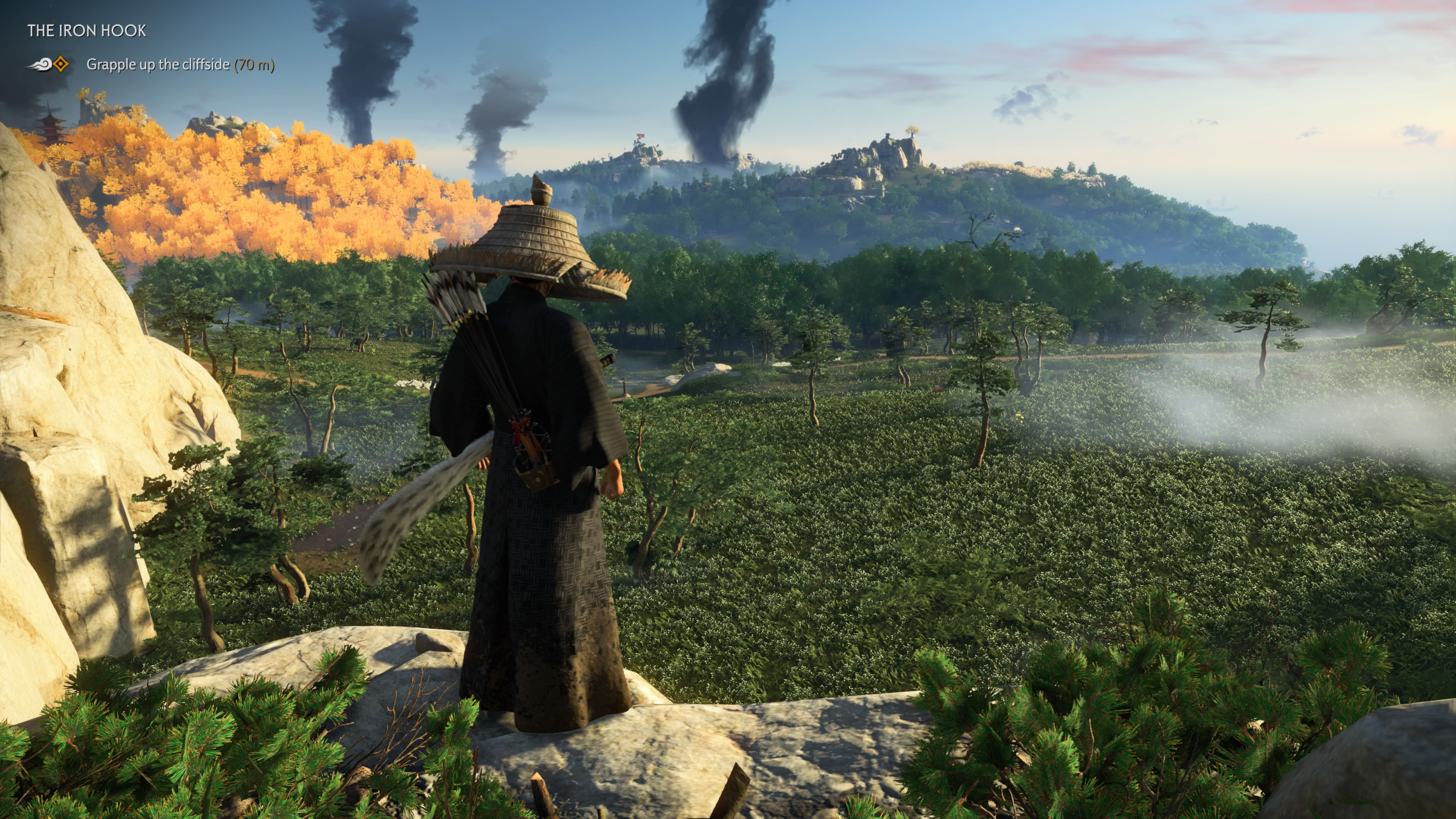 "<em>Ghost of Tsushima</em> is a gorgeous swan song for the PS4.""><img  loading="