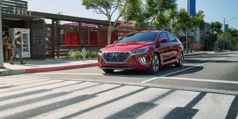The 2020 Hyundai Ioniq: A connected car service saves the day thumbnail