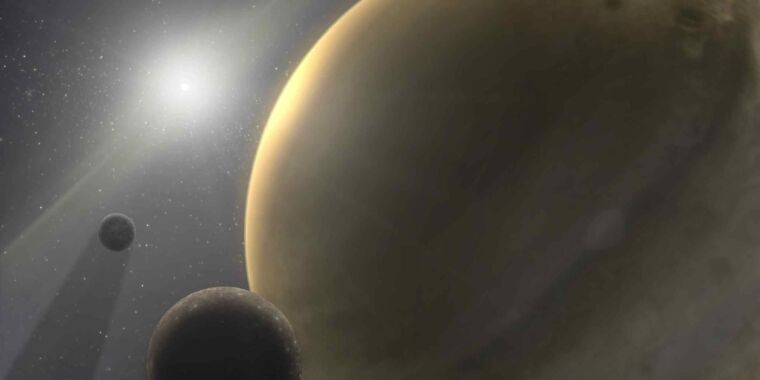 Exoplanet in the hot-Neptune desert is the first of its kind