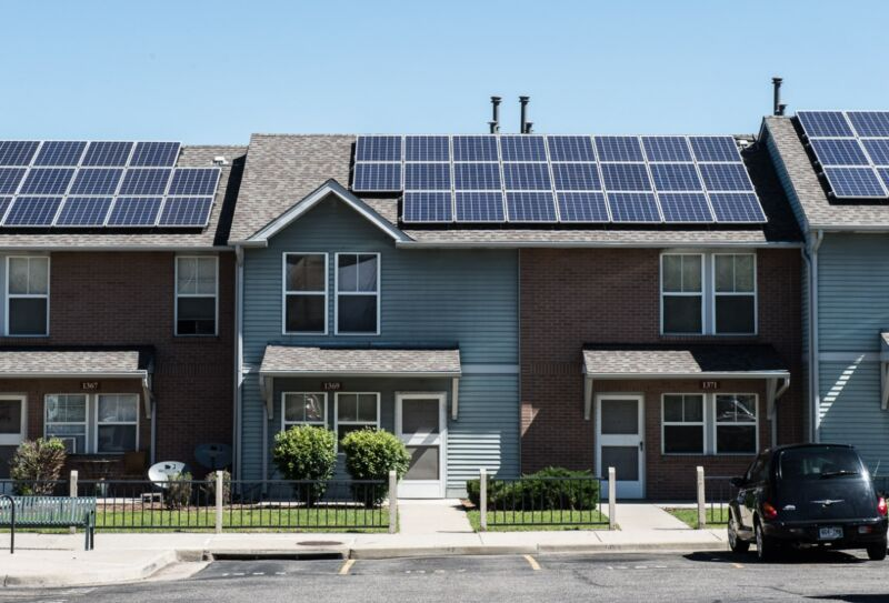 How to change US housing to hit Paris Agreement goals