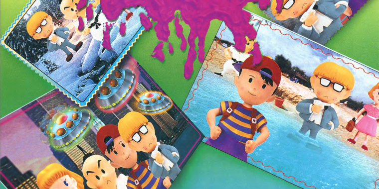 Homebound with EarthBound – Ars Technica