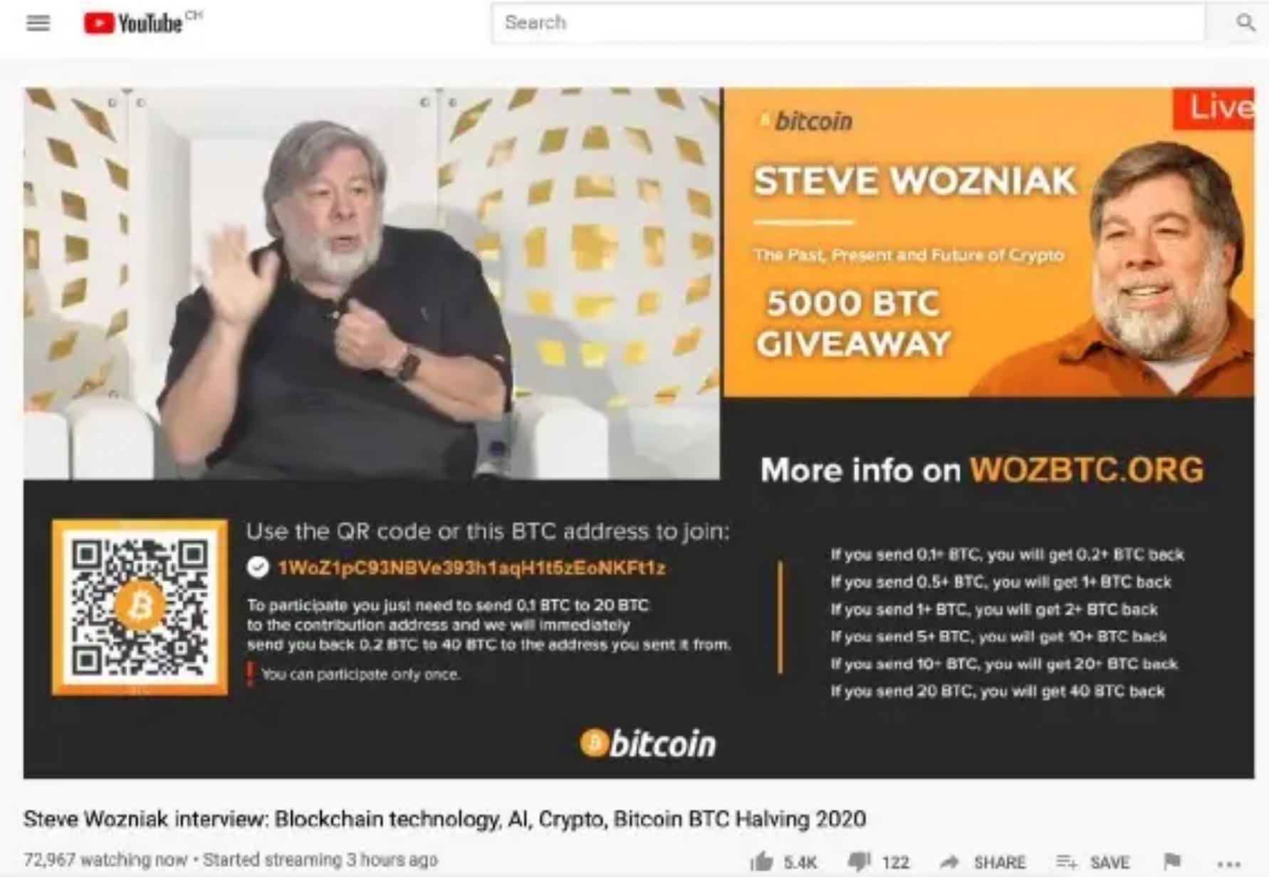 bitcoin youtube video