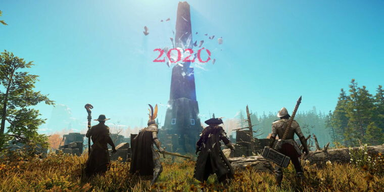 Amazon delays its MMO New World almost an entire year to Spring 2021