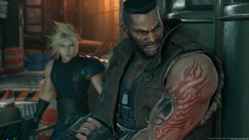 Barret was a complex character in <em>Final Fantasy VII</em>. Then you hear him speak in the remake...