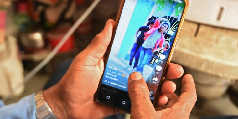 Amazon bans TikTok on employee phones, then calls it a mistake [Updated]