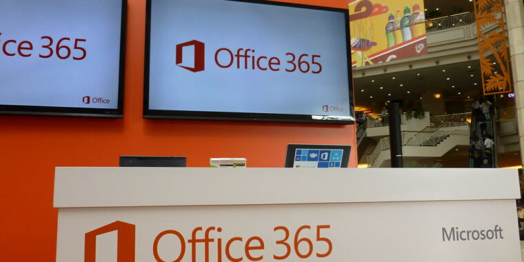 Microsoft neuters Office 365 account attacks that used clever ruse thumbnail