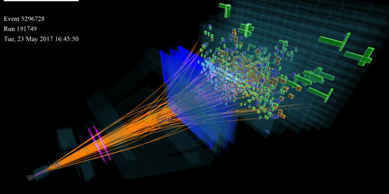 CERN has discovered a very charming particle thumbnail