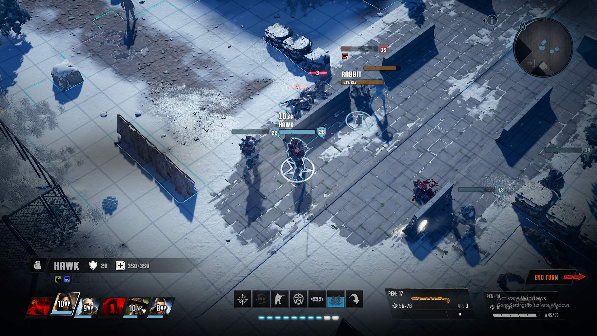 The post-apocalyptic turn-based RPG<em>Wasteland 3 </em>arrives this week, and it's already $10 off.