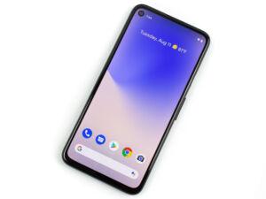 Изображение продукта Google Pixel 4a