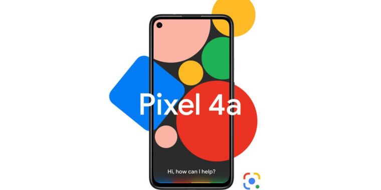 Google finally announces the Pixel 4a for $349 thumbnail