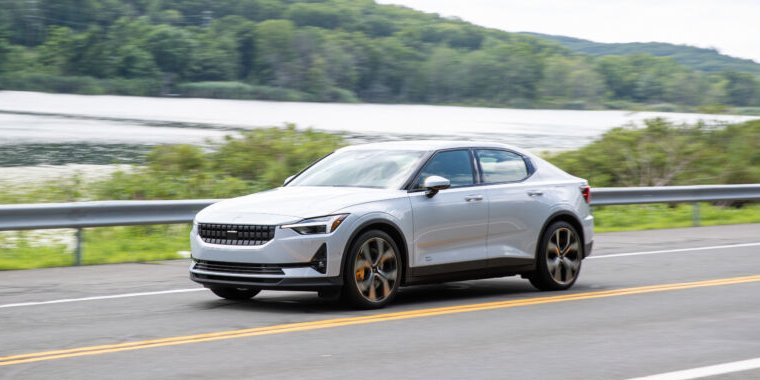 The 2021 Polestar 2 has a great cabin—and deep Android integration thumbnail
