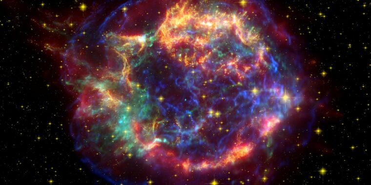 Researchers propose a supernova triggered the Late Devonian mass extinction thumbnail
