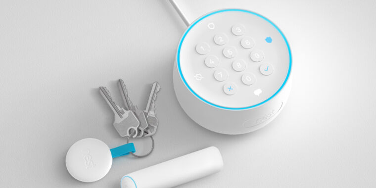 Google kills the Nest Secure its $500 home security system – Ars Technica