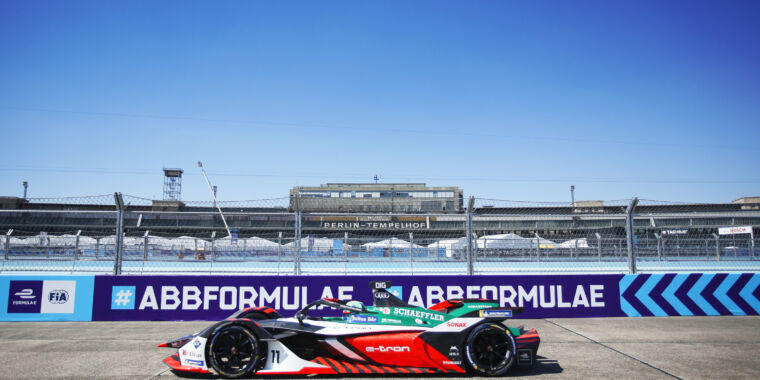 Formula E returns today with the first of six races in nine days