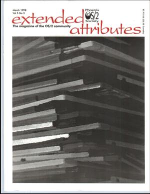 Algunas revistas para grupos de usuarios eran de calibre profesional. Este boletín de 32 páginas atrajo suscriptores de 28 países.
