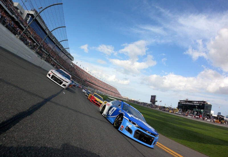 NASCAR had to tweak the Daytona Road course for stock cars—here's why