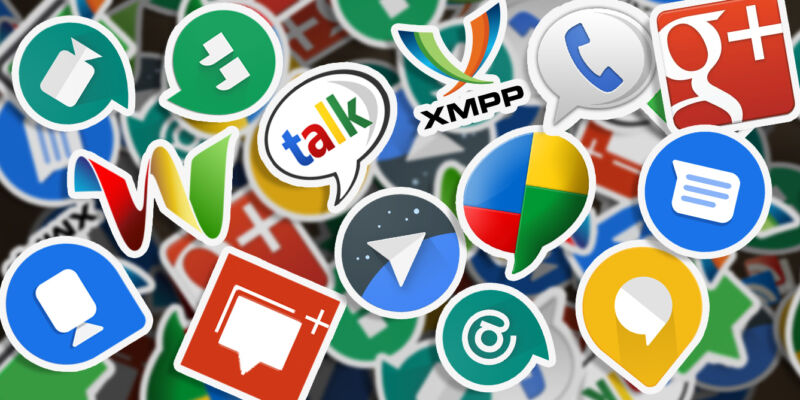 Take the Google Messaging quiz! Can you name all the icons?