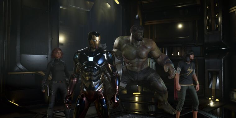 Avengers video game beta impressions: Destiny, this ain't