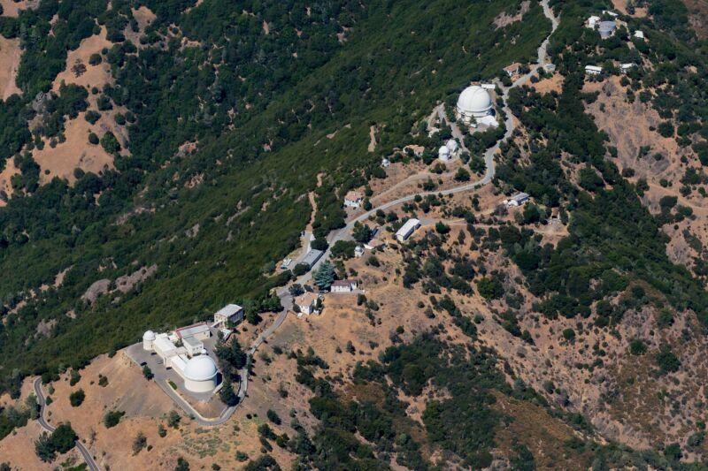 Обсерватория Лика