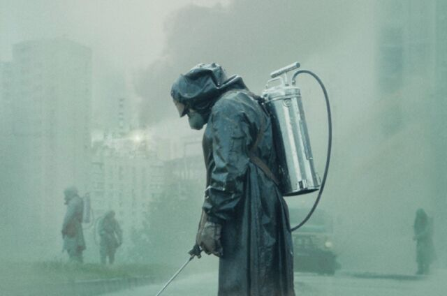 The HBO miniseries <em>Chernobyl</em> explored the human drama behind the infamous nuclear accident.