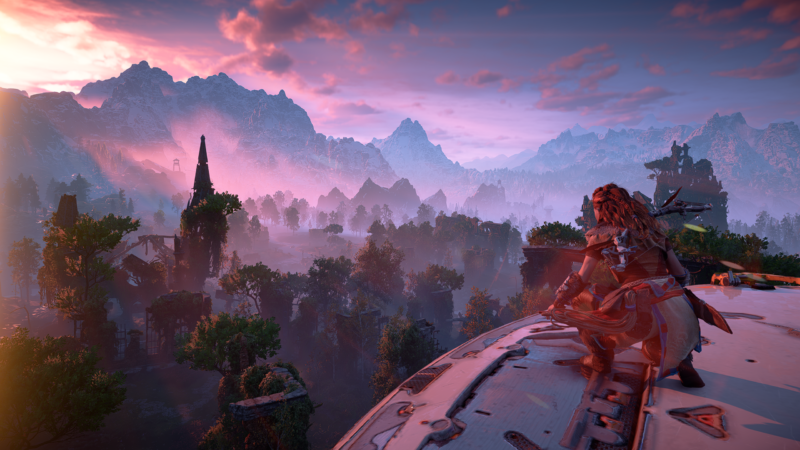 <em>Horizon: Zero Dawn</em> probably won't be the last game Sony ports from a PlayStation platform to PC.