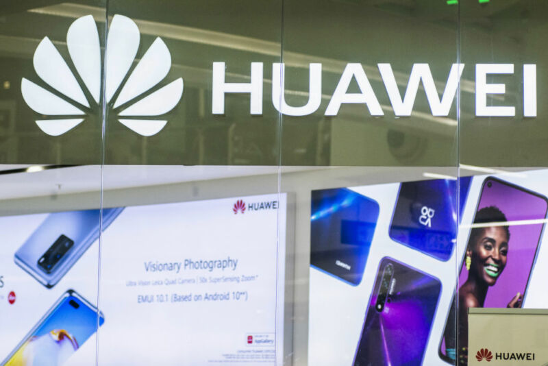 Technology With Trump gone, Huawei tells Biden it's not a security threat