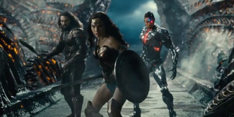 HBO Max drops first trailer for Zack Snyder's Justice League thumbnail