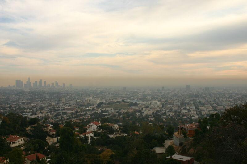Smog is bad.