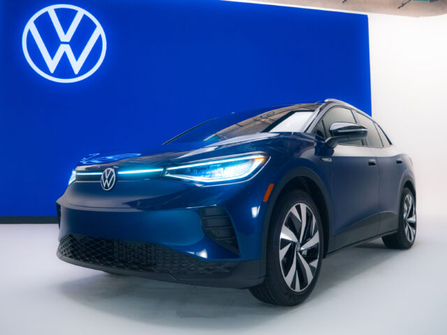 Everything we know about Volkswagen's $40,000 ID.4 electric crossover