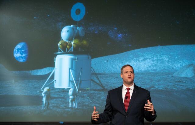 NASA wants a big budget increase for its Moon plans. Is Congress biting?
