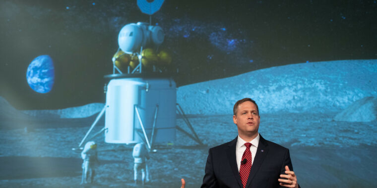 NASA wants a big budget increase for its Moon plans. Is Congress biting? – Ars Technica