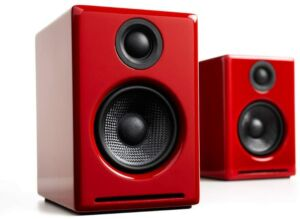 Audioengine A2+ Wireless & Creative Pebble Plus product image