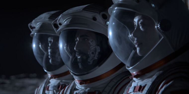 Netflix's Away splendidly brings a humans-to-Mars mission to life thumbnail