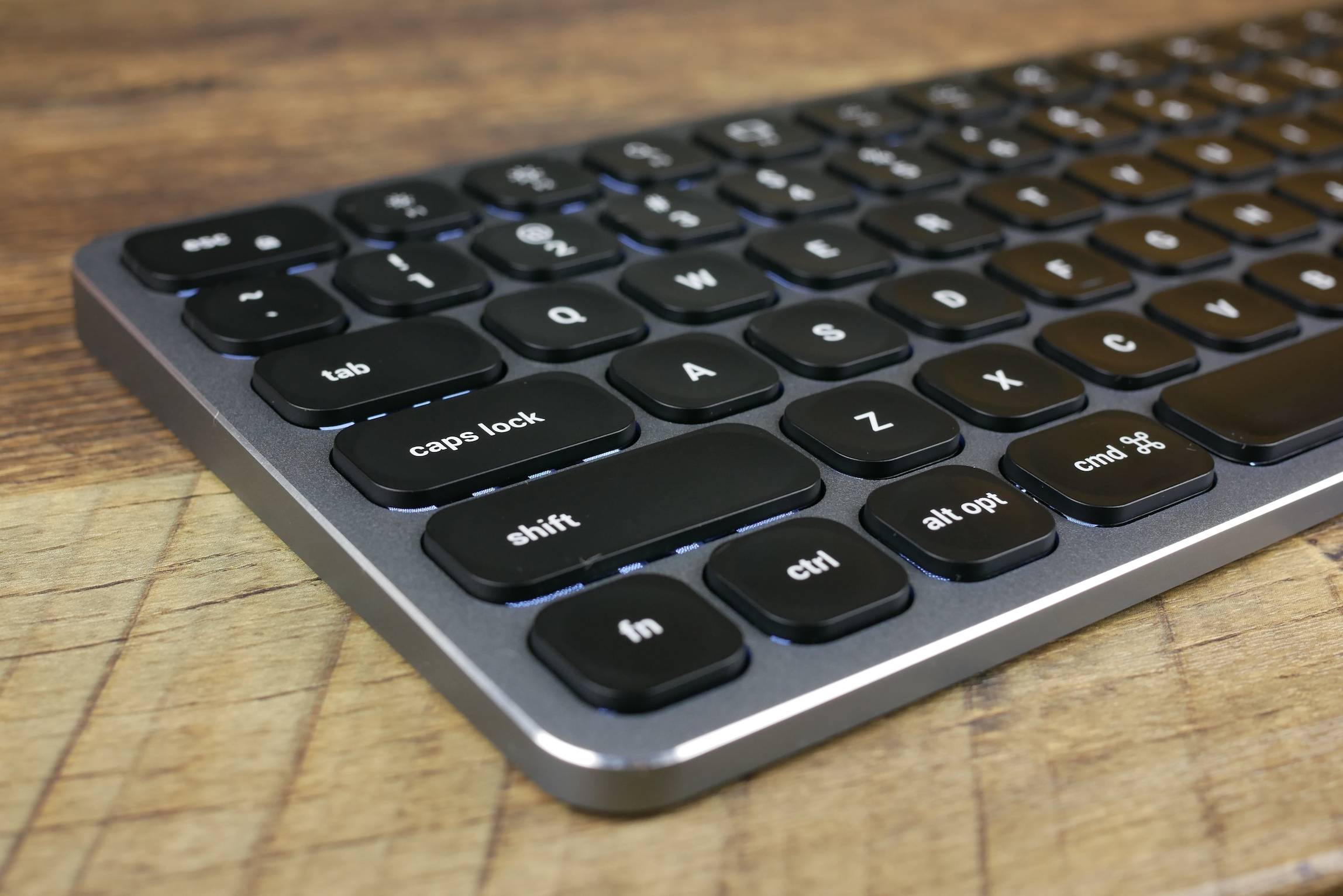 Satechi's Backlit Wireless Keyboard is little more than $50 at $59.99, but it's a worthwhile stretch with this discount.