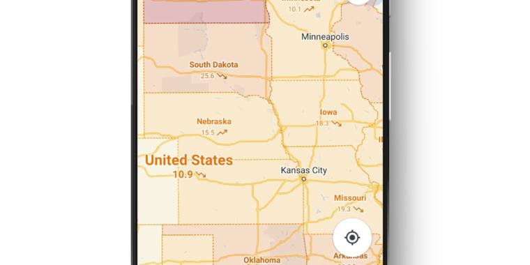 Google Maps gets a COVID-19 layer thumbnail