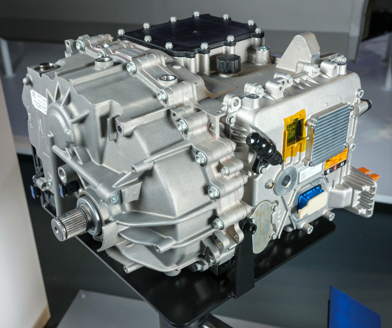 通用汽车的新系列Ultium Drive电动机