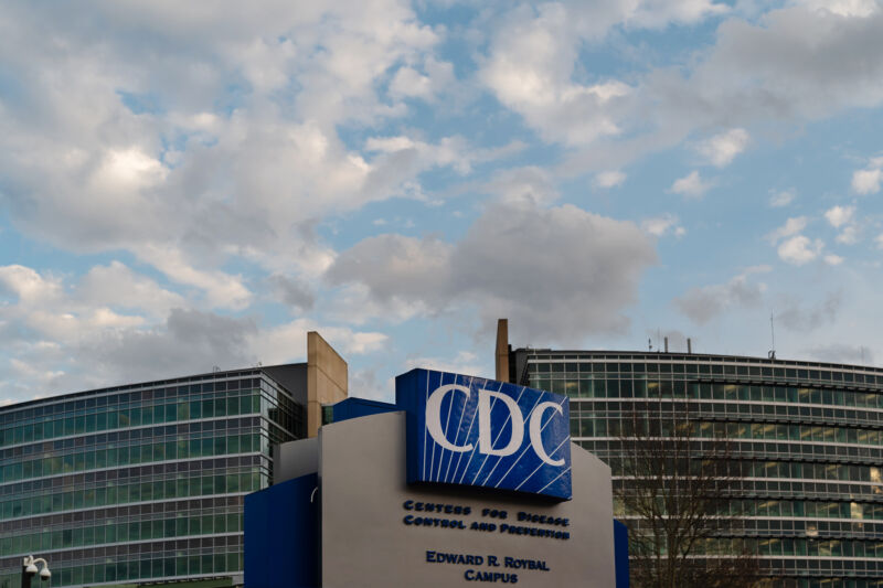 The Centers for Disease Control and Prevention (CDC) headquarters stands in Atlanta, Georgia, US, on Saturday, March 14, 2020.