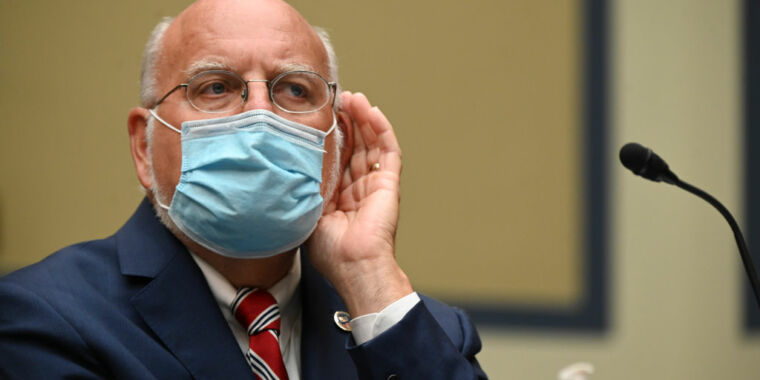 Political appointees ask ability to rewrite CDC case experiences thumbnail