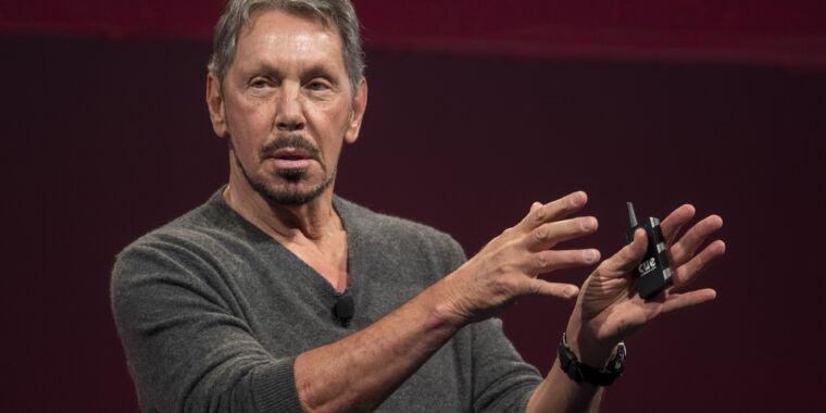 Oracle, one of Donald Trump's favorite companies, wins TikTok deal