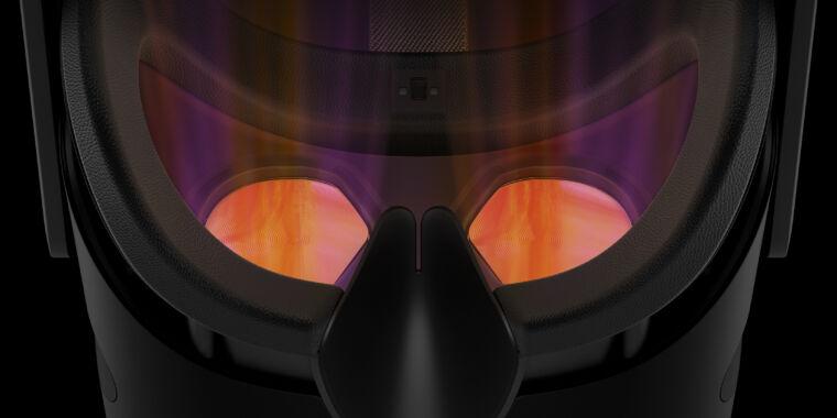 """HP G2 Omnicept: Enterprise-grade VR whose sensors can read """"cognitive load"""""""